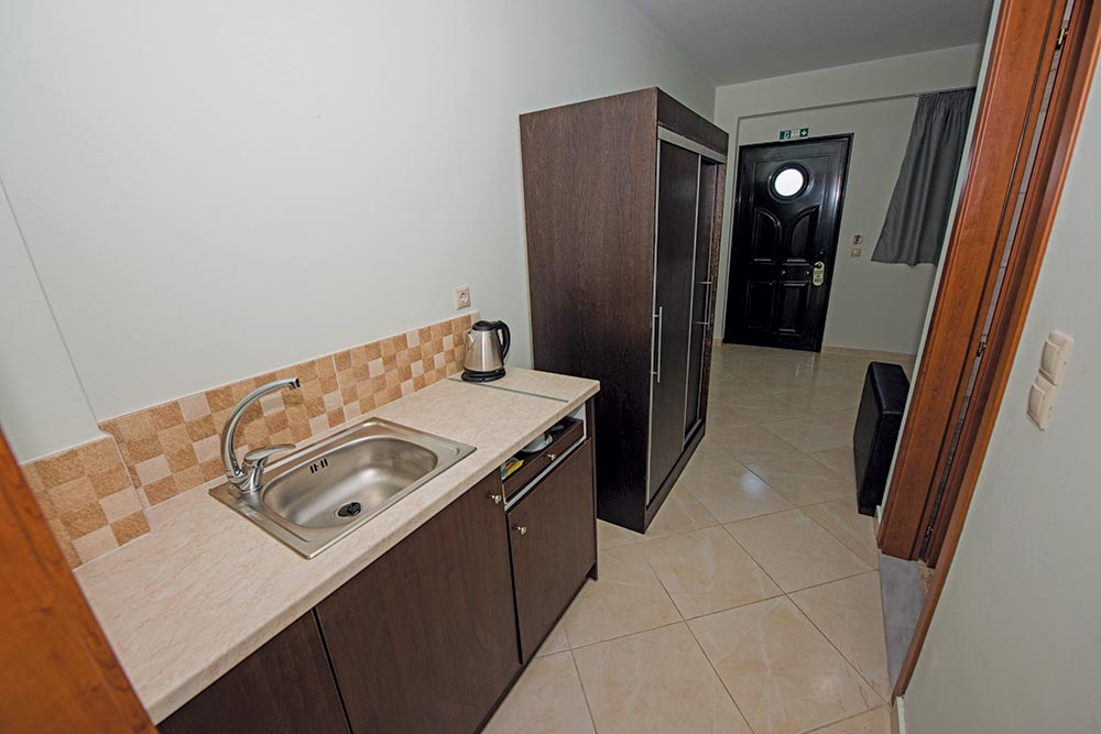 Kitchen - Hotel Roda Corfu