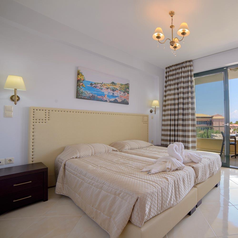 Rooms - Hotel Roda Corfu