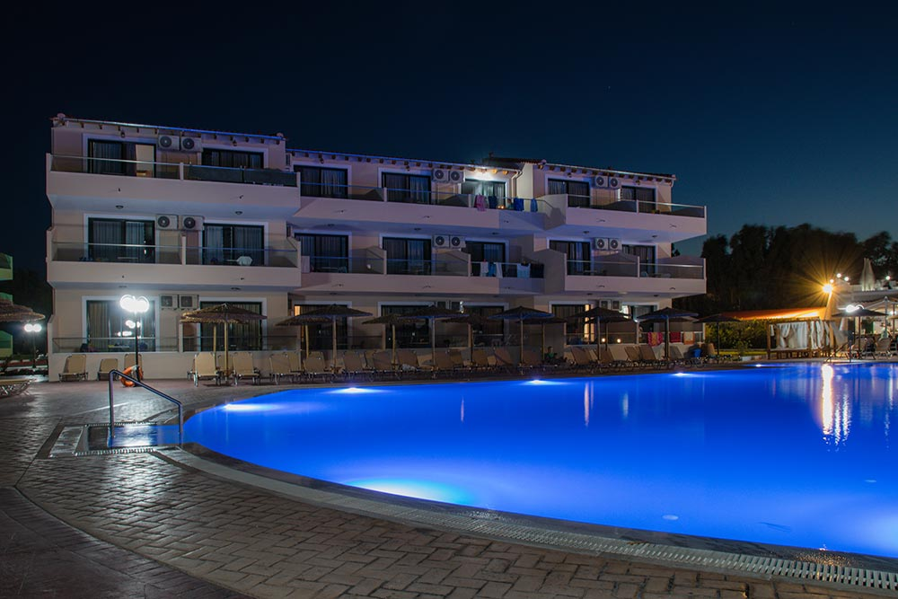 Swimming Pool - Hotel Roda Corfu