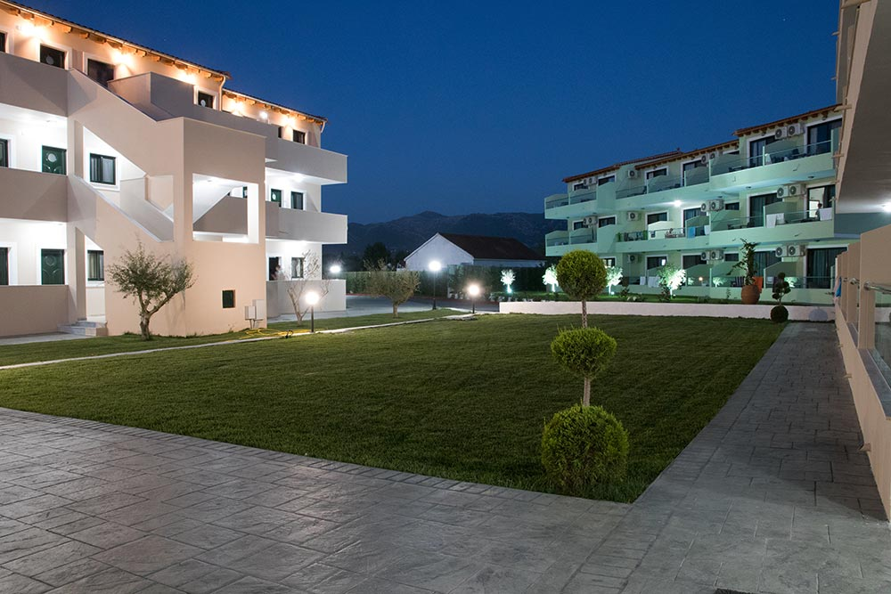Garden - Hotel Roda Corfu