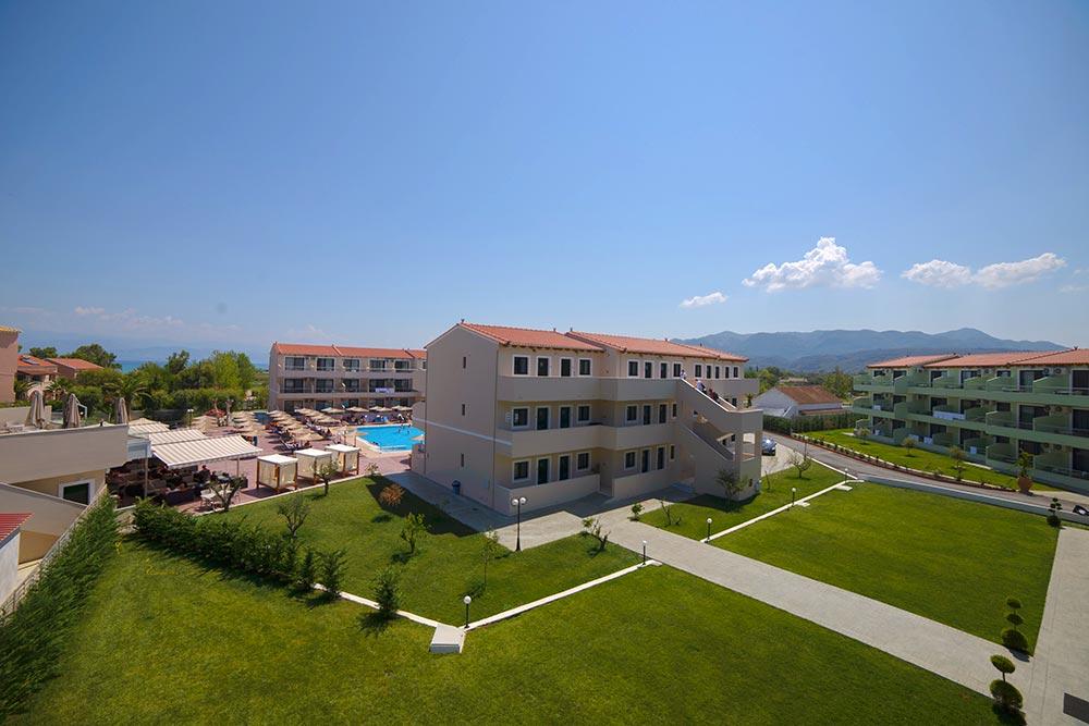 Gardens - Hotel Roda Corfu