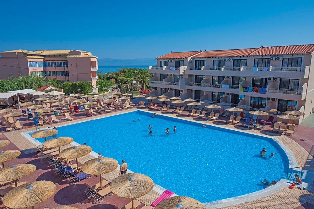 Services - Hotel Roda Corfu