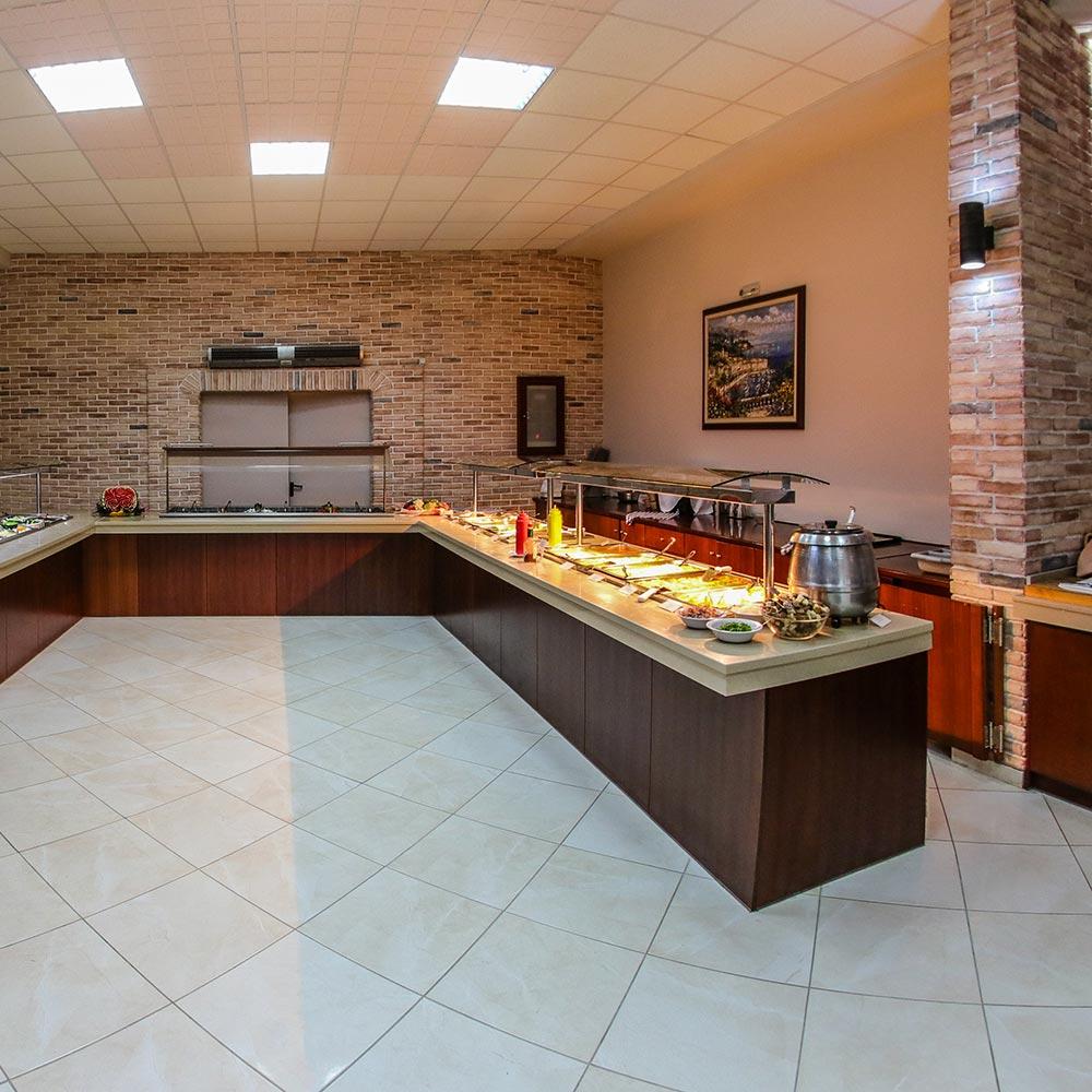 Restaurant - Hotel Roda Corfu