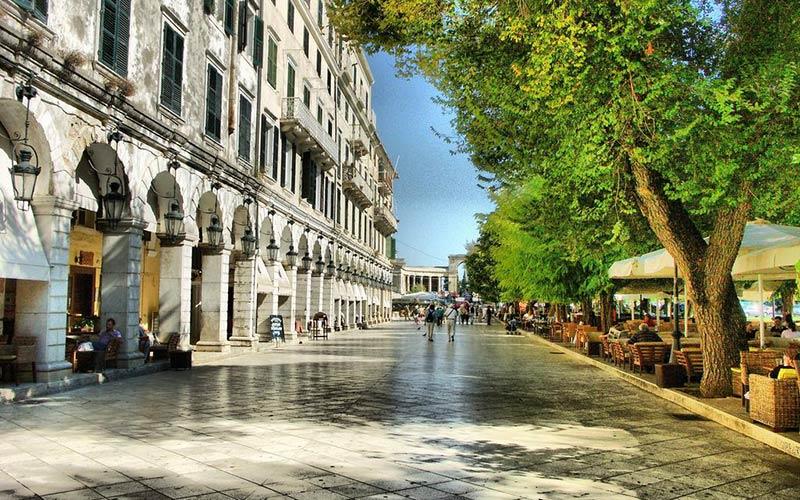 Corfu - Hotel Roda Corfu