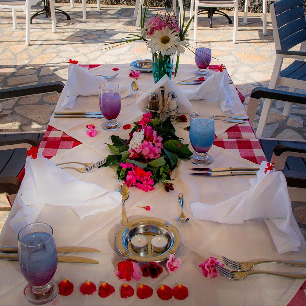 Restaurants - Hotel Roda Corfu