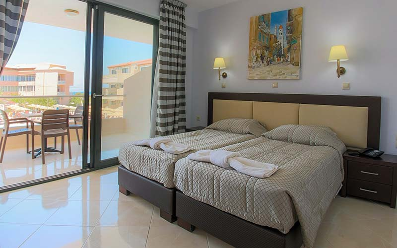 Rooms - Hotel Roda Corfu