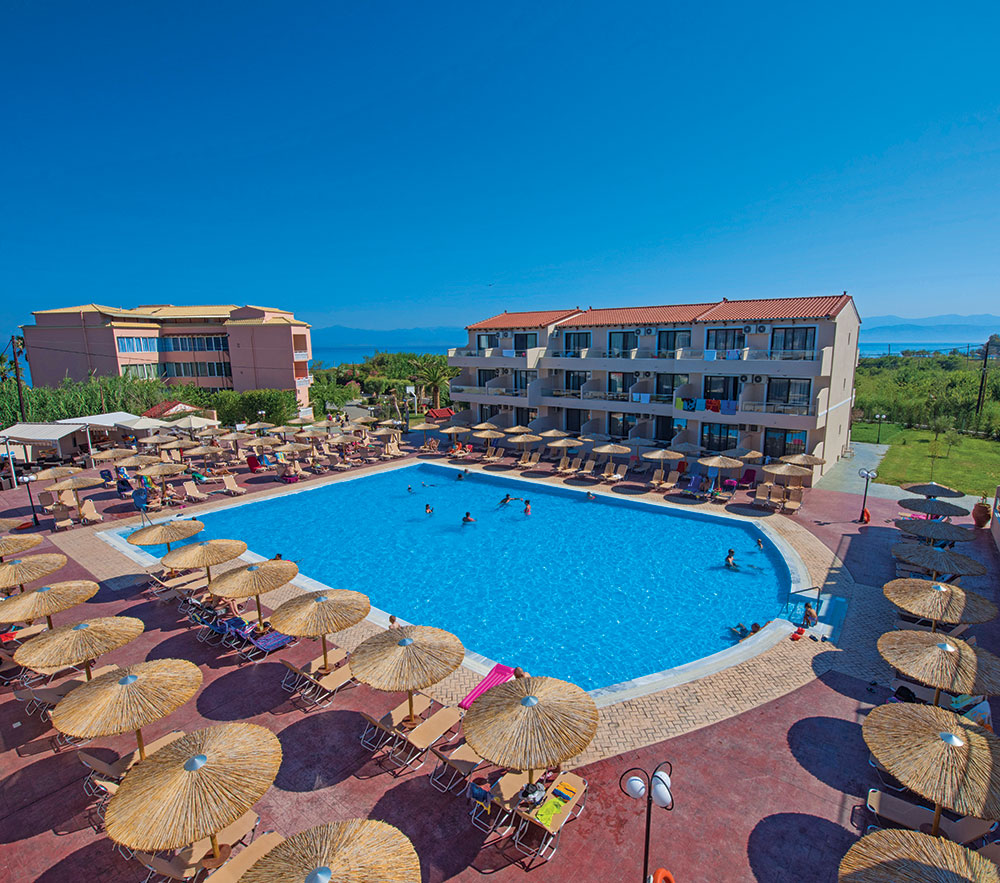 Activities - Hotel Roda Corfu